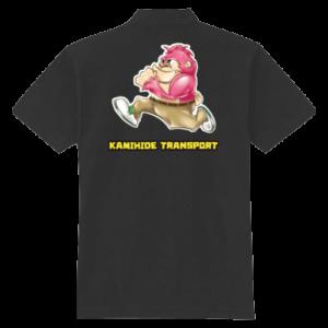 紙秀運送ポロシャツ