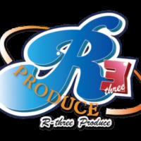 R3ロゴマークデザイン