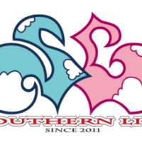 SOUTHERN LIFEロゴタイプデザイン